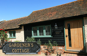 The Gardener's Cottage - Luxury Cottages Canterbury